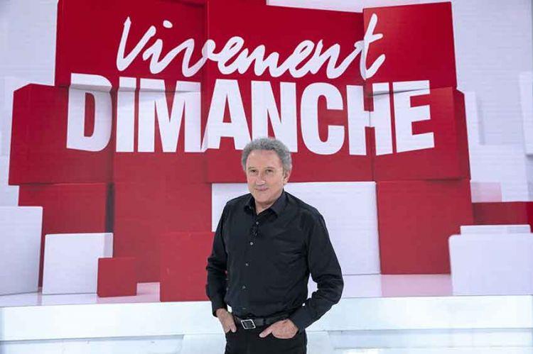"""""""Vivement Dimanche"""" : Yves Calvi & les invités reçus le 8 décembre par Michel Drucker sur France 2"""
