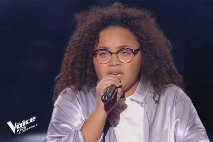 """Revoir """"The Voice Kids"""" : Madison chante « Papaoutai » de Stromae en demi-finale (vidéo)"""