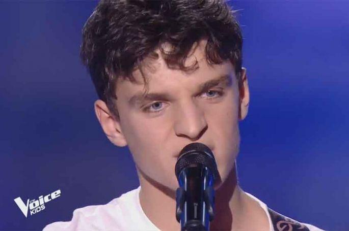"Replay ""The Voice Kids"" : Leny chante « Papa » de BigFlo & Oli (vidéo)"