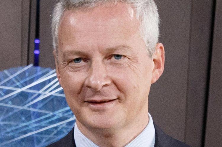 Bruno Le Maire sera l'invité du JT de 20H de France 2 ce mercredi 8 avril