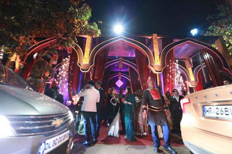 """""""Grands Reportages"""" : « Mariages démesurés à la mode Bollywood », dimanche 22 novembre sur TF1"""