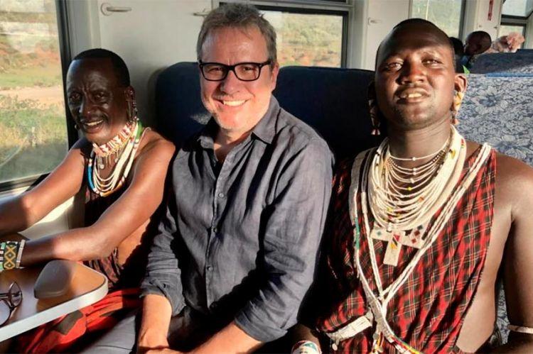 """""""Des trains pas commes les autres"""" au Kenya, jeudi 5 août sur France 5 (vidéo)"""