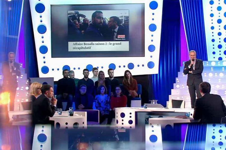 """Revoir ONPC : retour sur l'actualité de la semaine dans """"On n'est pas couché"""" du 12 janvier par Laurent Ruquier (vidéo)"""