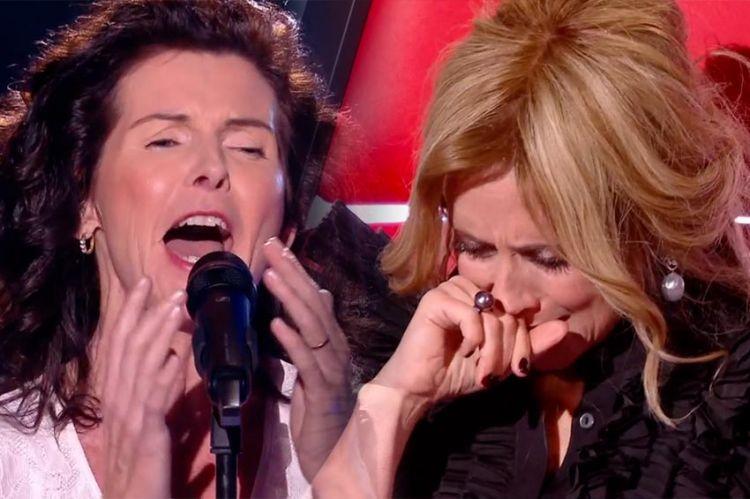 """""""The Voice"""" : découvrez Maria, le talent qui émeut aux larmes Lara Fabian (vidéo)"""