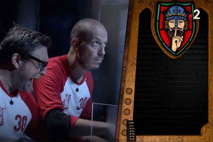"Extrait ""Fort Boyard"" : Mcfly & Carlito face au Roi du silence, ce soir sur France 2 (vidéo)"