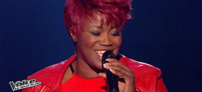 "Replay ""The Voice"" : Stacey King chante « We Don't Need Another Hero » de Tina Turner en ½ finale (vidéo)"