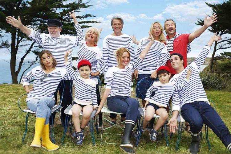 """""""En famille"""" : les vacances en Bretagne des Le Kervelec en prime sur M6 lundi 17 juin à 21:00"""