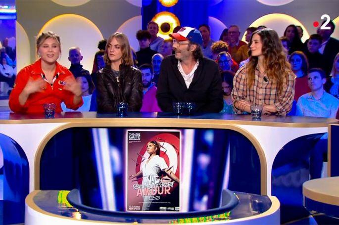 """Replay """"On n'est pas couché"""" samedi 22 février : vidéos des invités reçus par Laurent Ruquier sur France 2"""