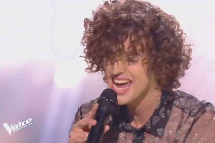 "Replay ""The Voice"" : Léonard chante « Fever » de Peggy Lee (vidéo)"