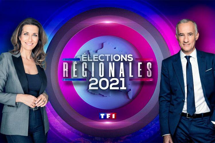 Régionales 2021 : dispositif & invités reçus sur TF1 & LCI dimanche 20 juin