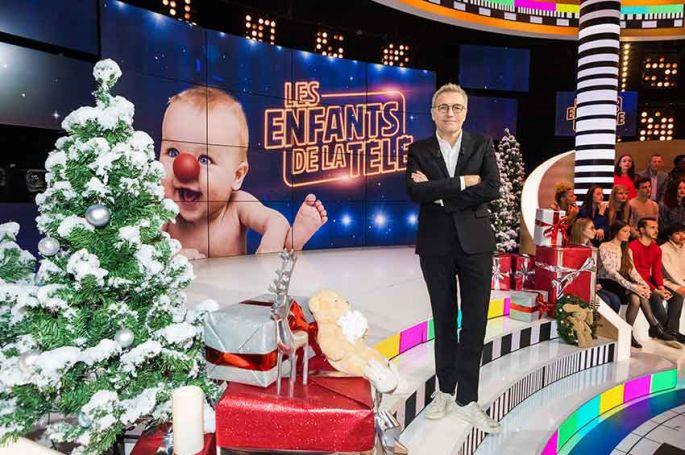 """""""Les enfants de la télé"""" en prime samedi 5 janvier : les invités de Laurent Ruquier"""