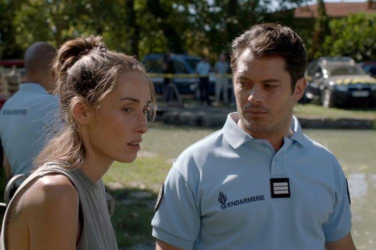 """""""Le canal des secrets"""" ce soir sur France 3 avec Annelise Hesme, Aurélien Wiik et Annie Grégorio"""