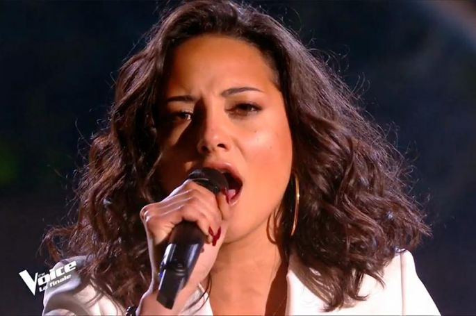 """Replay """"The Voice"""" : Marghe chante « Mon vieux » de Daniel Guichard (vidéo)"""