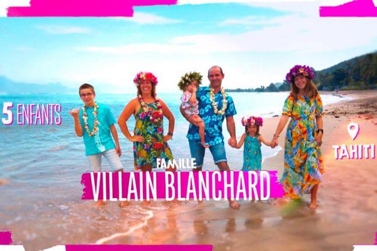 """""""Familles nombreuses : la vie au soleil"""" : découvrez la famille Villain Blanchard dès le 16 août sur TF1"""
