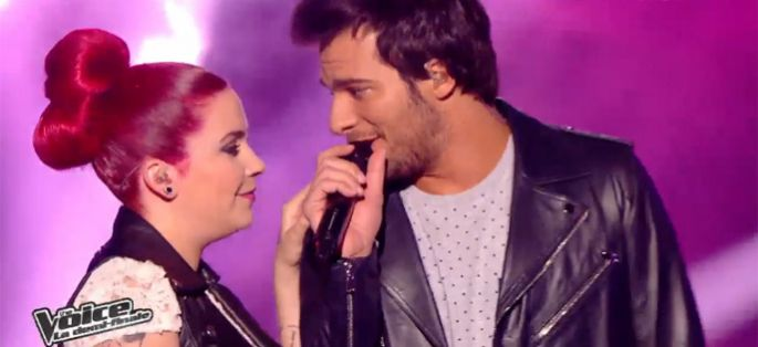 "Replay ""The Voice"" : Amir et Manon chantent « (I've Had) The Time of my Life » de Dirty Dancing (vidéo)"