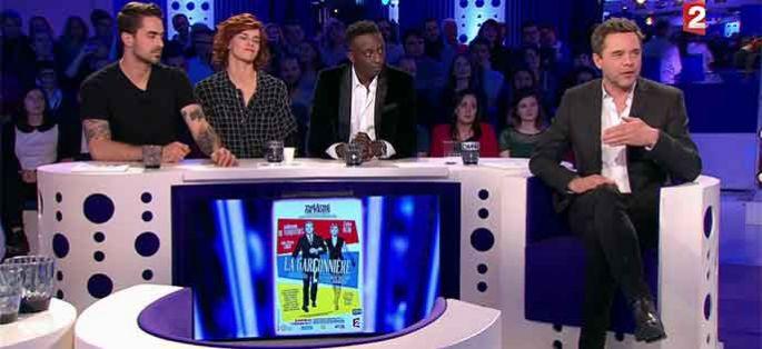 Replay on n 39 est pas couch samedi 14 janvier les vid os des interviews - Replay on n est pas couche france 2 ...