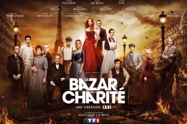 """""""Le Bazar de la Charité"""" avec Audrey Fleurot, Camille Lou et Julie de Bona le 18 novembre sur TF1"""