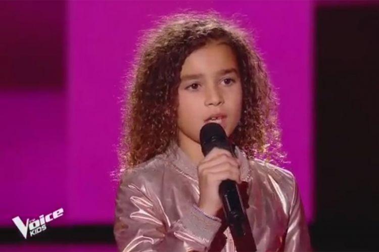 """Replay """"The Voice Kids"""" : Lina chante « Désolé » de Sexion d'Assaut (vidéo)"""