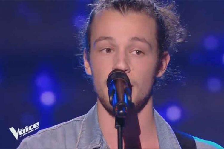 """Replay """"The Voice"""" : Anton chante « Nothing compares 2 U » de Sinead O'Connor (vidéo)"""