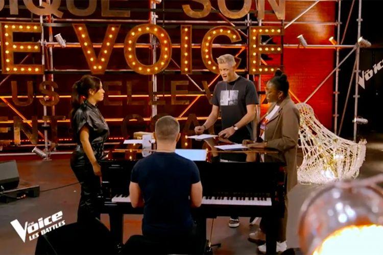"""""""The Voice"""" : TF1 dévoile la Battle Terence & Manne sur « Ca va ça vient » de Vitaa et Slimane (vidéo)"""