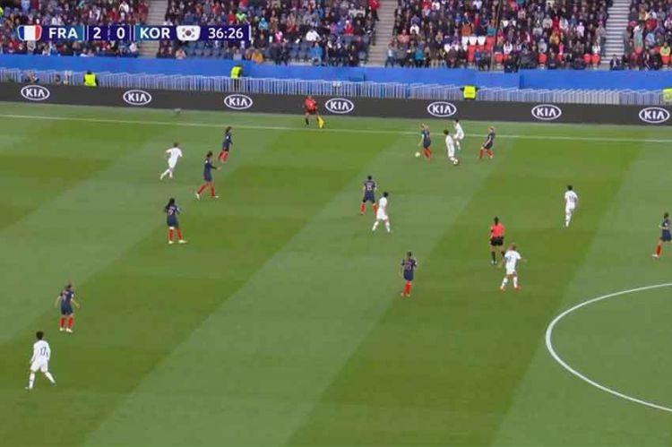 France / Corée du sud : tous les buts du match suivi par près de 10 millions de téléspectateurs sur TF1 (vidéo)