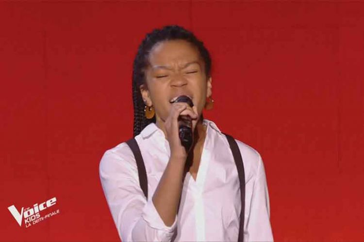 "Replay ""The Voice Kids"" : Fannie chante « Crazy » de Gnarls Barkley (vidéo)"