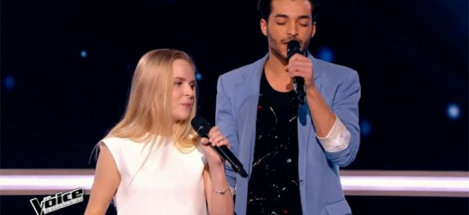 "Replay ""The Voice"" : La Battle Johanna / Théo Road sur « Time after Time » de Cyndi Lauper (vidéo)"