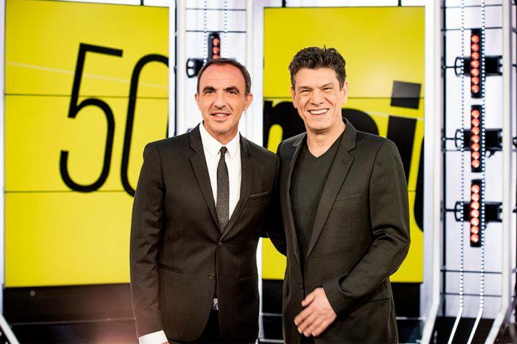 """""""50mn Inside"""" : Nikos Aliagas reçoit Marc Lavoine samedi 7 décembre sur TF1"""