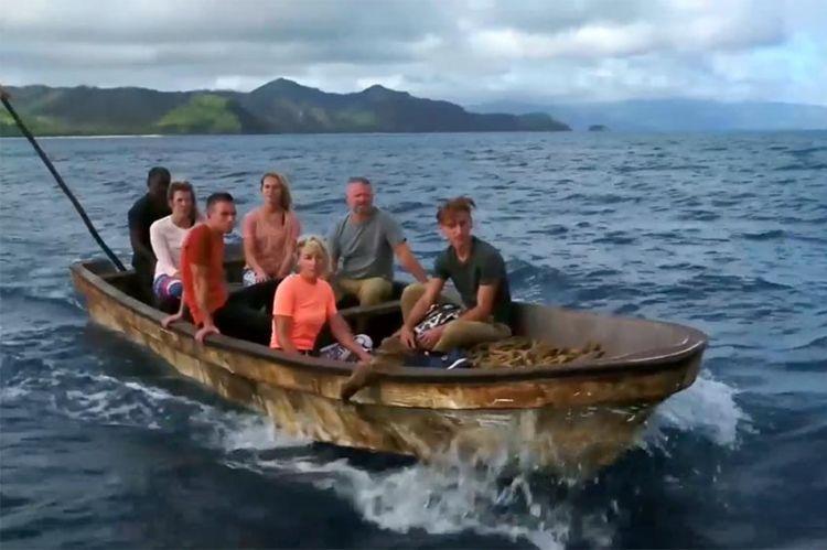 """""""Koh-Lanta : les 4 terres"""" : découvrez l'équipe Orange, les aventuriers de l'Ouest (vidéo)"""