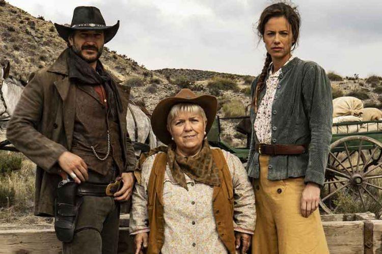 """""""Joséphine, ange gardien"""" : Mimie Mathy se téléporte au Far-West lundi 8 avril sur TF1"""