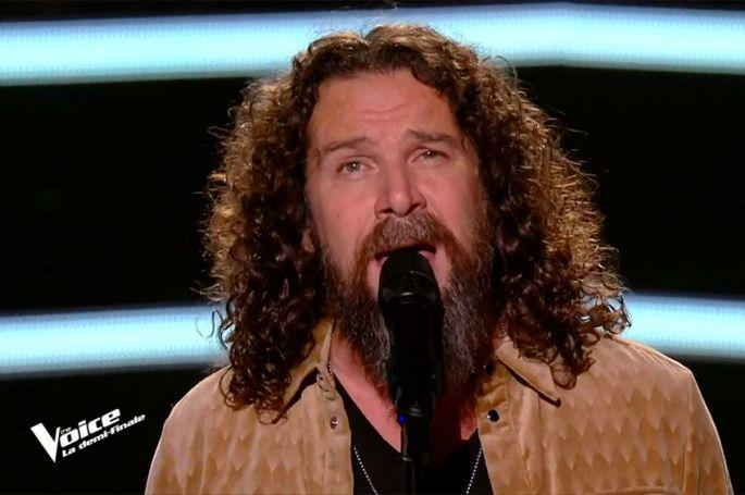 "Replay ""The Voice"" : Will Barber chante « With a little help from my friend » de Joe Cocker (vidéo)"