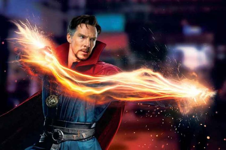 """""""Doctor Strange"""" de l'univers Marvel à découvrir sur TF1 dimanche 3 mars à 21:00"""