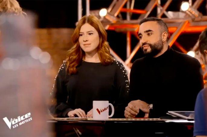 """""""The Voice"""" : Lara Fabian en plein doute sur le coaching de la Battle entre Margau et Matteo (vidéo)"""