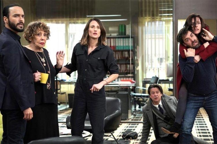 """""""Dix pour cent"""" : le tournage de la saison 4 a débuté pour France 2, tous les guests au casting..."""