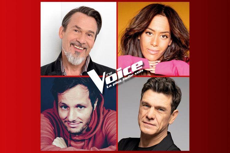 """""""The Voice"""" : retour de Florent Pagny, arrivée de Vianney pour la saison 10 sur TF1"""