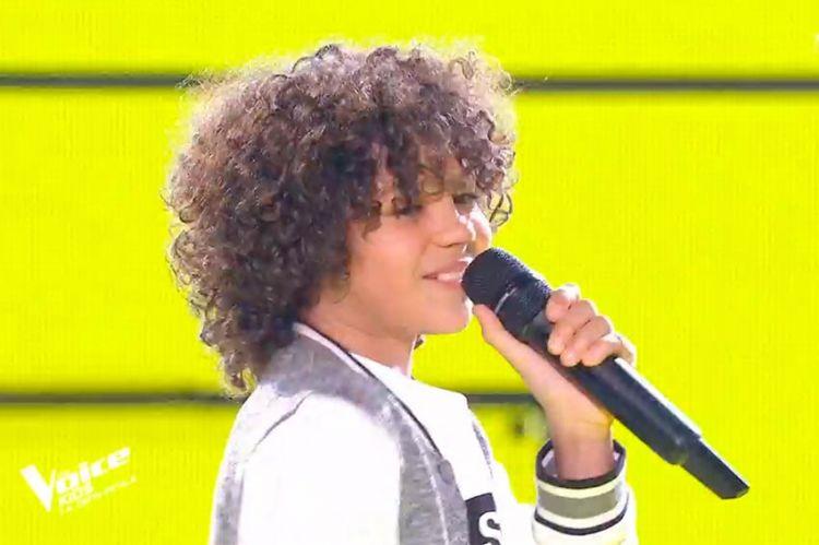 "Replay ""The Voice Kids"" : Enzo chante « Lose yourself » d'Eminem (vidéo)"