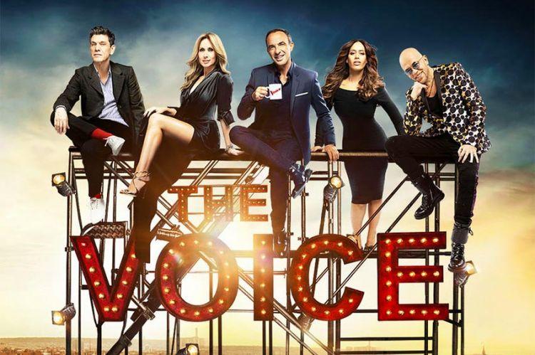 """""""The Voice"""" : Nikos et les coachs parlent de la saison 9 qui débute ce soir sur TF1"""
