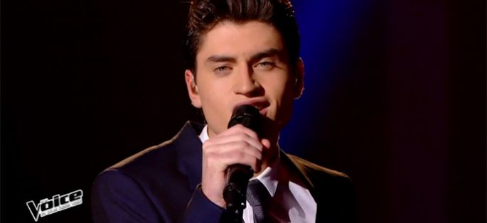 "Replay ""The Voice"" : David Thibault chante « Wake Me Up » de Avicii (vidéo)"
