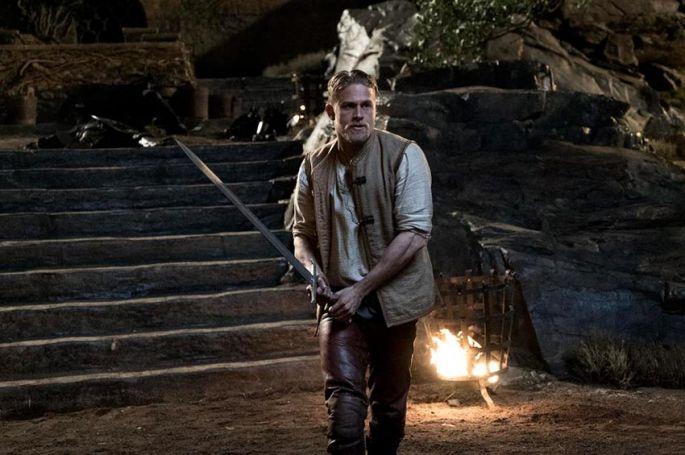 """""""Le roi Arthur : la légende d'Excalibur"""" diffusé sur TF1 dimanche 9 février"""