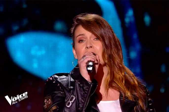 "Replay ""The Voice"" : Ana Ka chante « XXL » de Mylène Farmer (vidéo)"