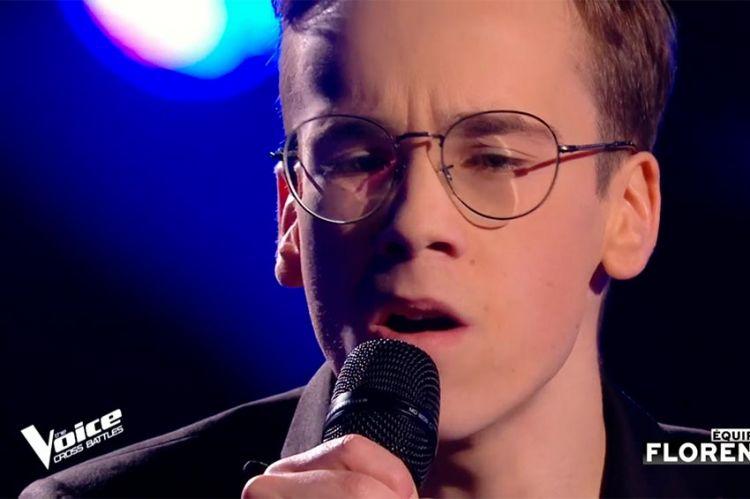 """Replay """"The Voice"""" : Edgar chante « SOS d'un terrien en détresse » de Daniel Balavoine (vidéo)"""