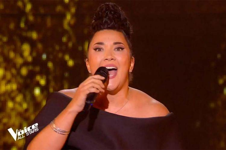 """Replay """"The Voice"""" : Amalya chante « Never Enough » de Loren Allred (vidéo)"""