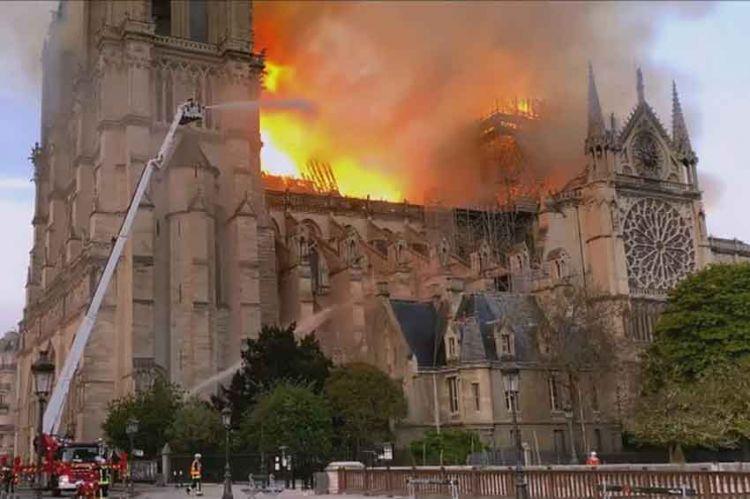 """""""Grands Reportage"""" : retour sur la bataille de Notre-Dame, samedi 14 décembre sur TF1"""