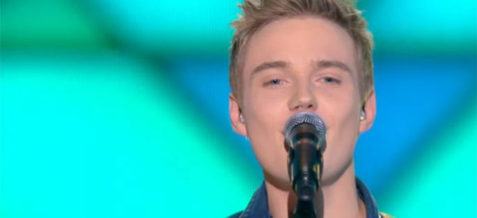 "Replay ""Nouvelle Star"" : Mathieu interprète « Trouble » de Ray Lamontagne"