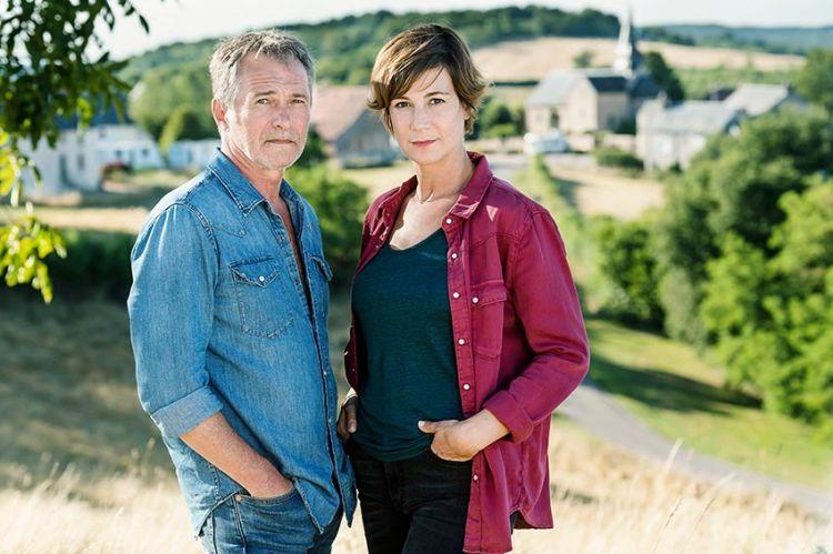 """""""Meurtres dans le Morvan"""" avec Virginie Hocq et Bruno Wolkowitch le 19 janvier sur France 3"""