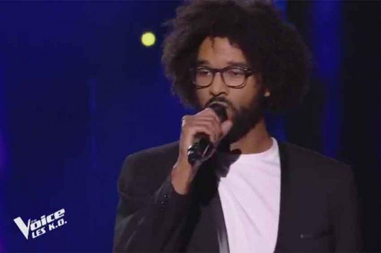 "Replay ""The Voice"" : Max Livio chante « La nuit je mens » d'Alain Bashung (vidéo)"