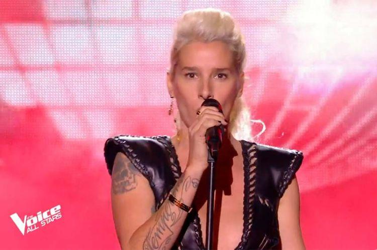 "Replay ""The Voice"" : Demi Mondaine chante « Back to Black » d'Amy Winehouse (vidéo)"