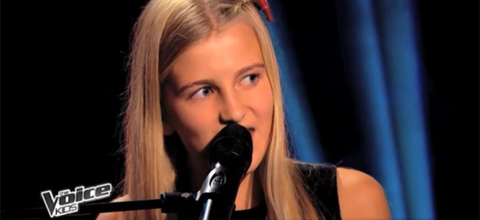 "Replay ""The Voice Kids"" : Maylane interprète « Poker Face » de Lady Gaga (vidéo)"