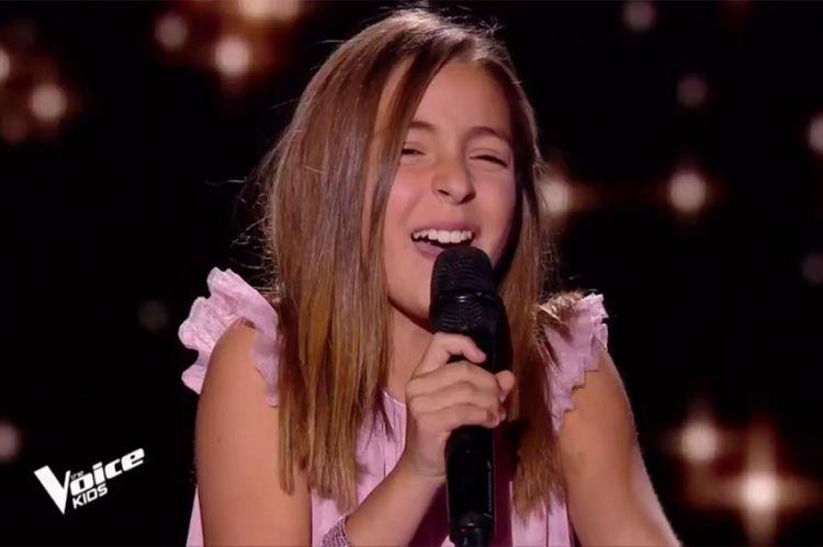 """Replay """"The Voice Kids"""" : Maëlyss chante « Caruso » de Luccio Dalla (vidéo)"""