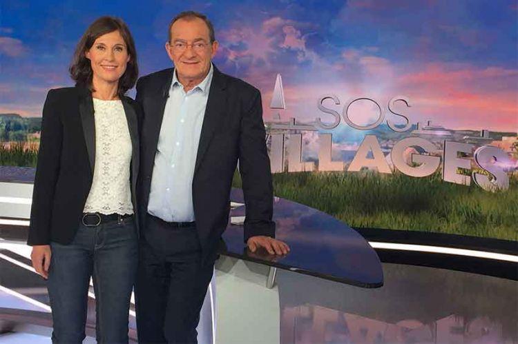 """""""SOS Villages"""" : la 9ème édition lancée par Jean-Pierre Pernaut dans le 13H de TF1"""